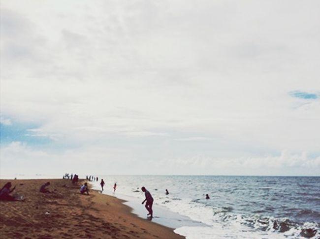 Sea Viewg photos] sea view Sea And Sky Seaside Sea Life Homesick :(
