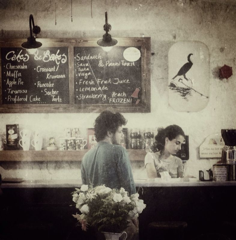 cafe culture by Wunderali