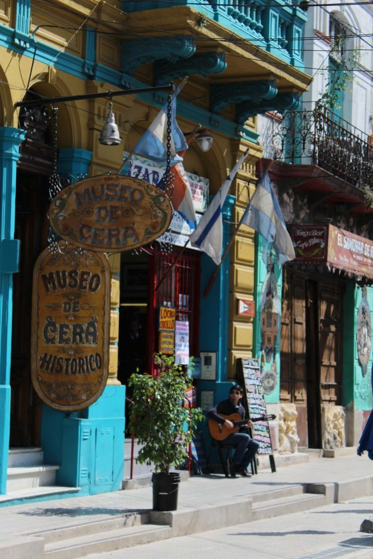 Day Architecture Outdoors No People Built Structure Nofilter Caminito, Buenos Aires Buenos Aires Street Argentina🇦🇷 Travel Destinations Lifestyles Adults Only Adult People City Building Exterior Architecture Museodecera