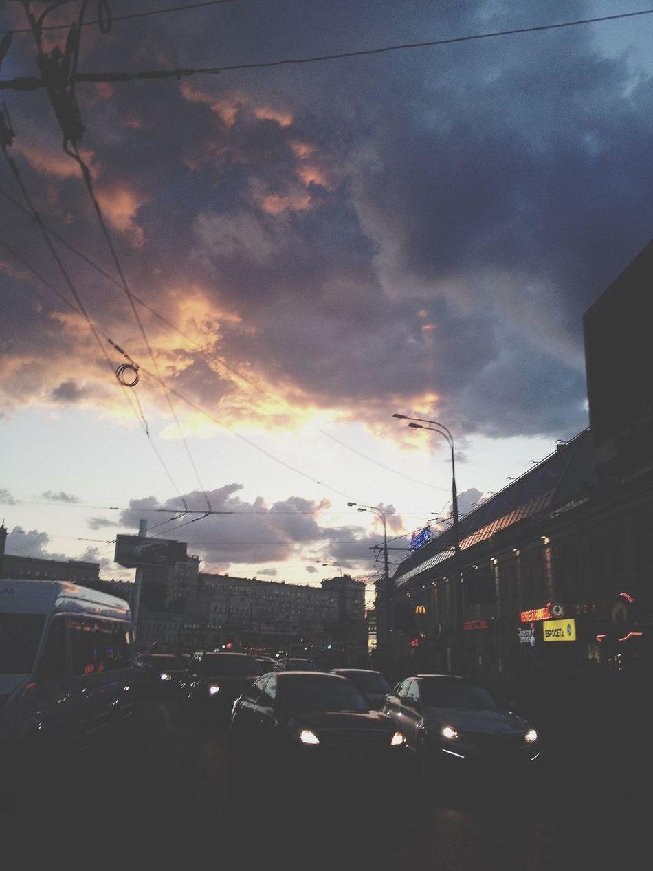 Walking Streetphotography Night Lights