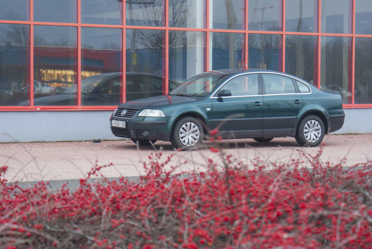 Car Day Mode Of Transport Passat Transportation Volkswagen Volkswagen Passat