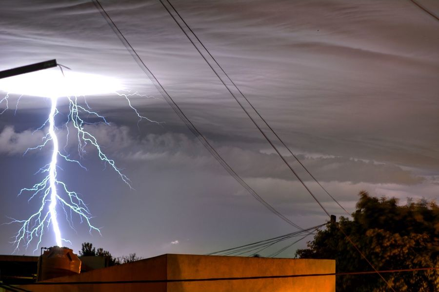 Tormenta Dramatic Sky Cloud - Sky Sky Storm Cloud Night Outdoors Low Angle View No People Illuminated Thunderstorm Storm Motion Beauty In Nature Nature Danger Dramatic Sky Argentina Buenosaires Llavallol Rayo relampago Lightning Nature Break The Mold