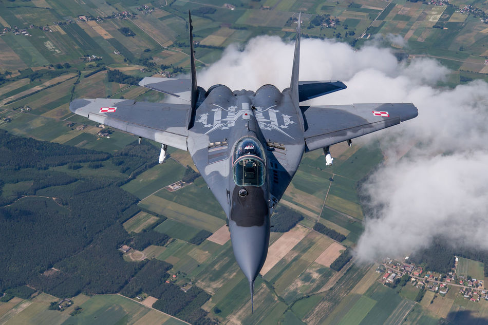 Beautiful stock photos of militär, airplane, aerial view, military, mid-air