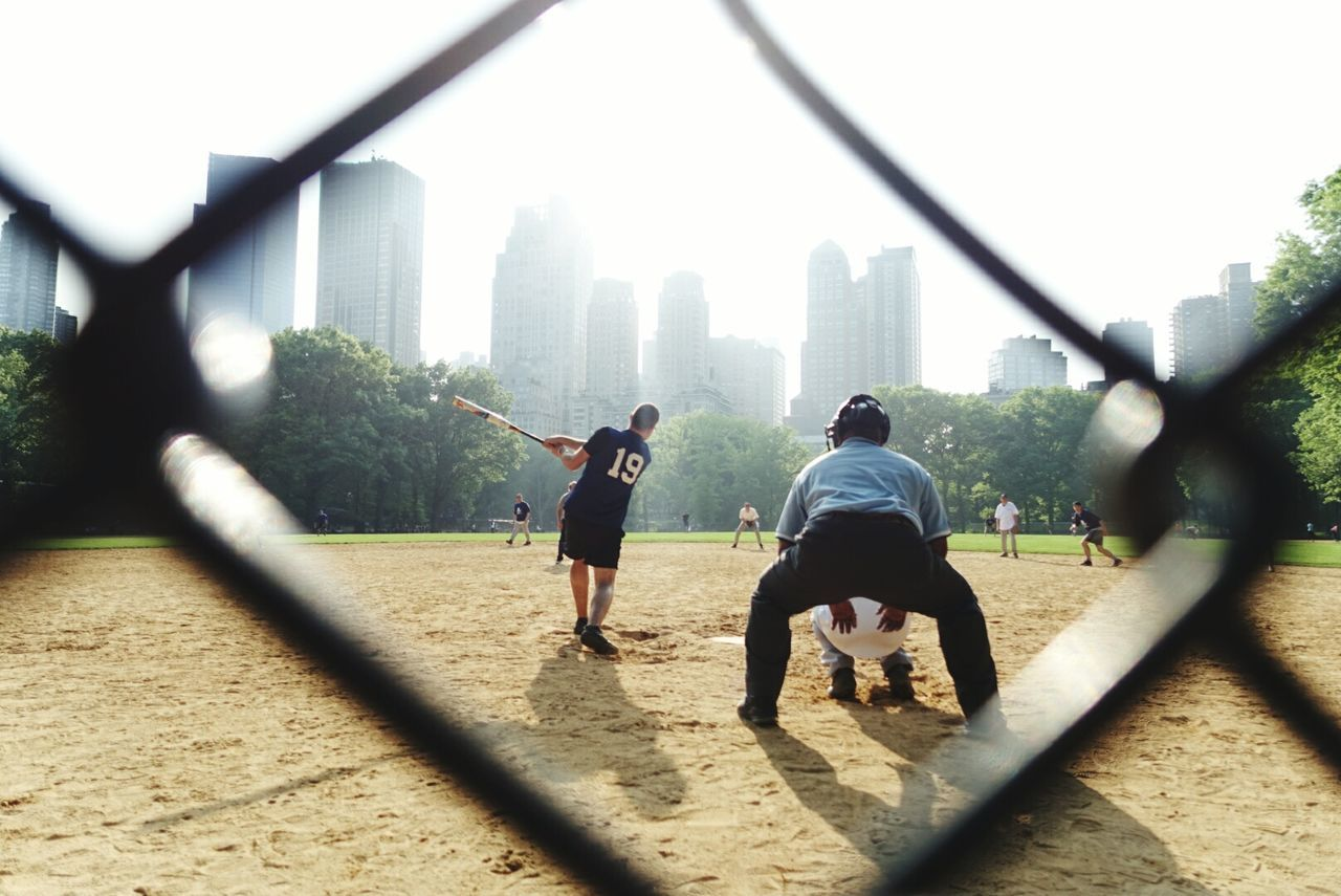 CentralPark New York Baseball Capture The Moment The Traveler - 2015 EyeEm Awards The Week On EyeEm Holiday POV Cityscapes Market Bestsellers April 2016 Hidden Gems