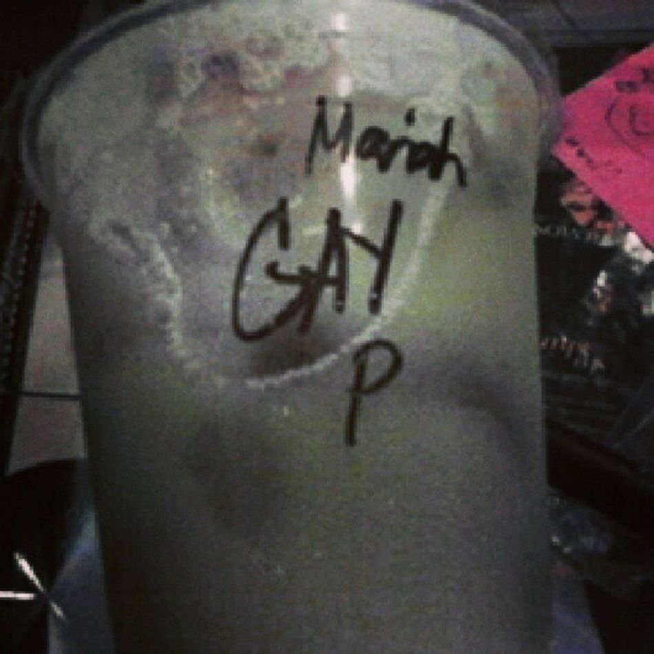 tawa naman ako sa label ng tea ko,.@mjpcorpusinsta gay ka daw..XD Thirstea To  Be Stress free