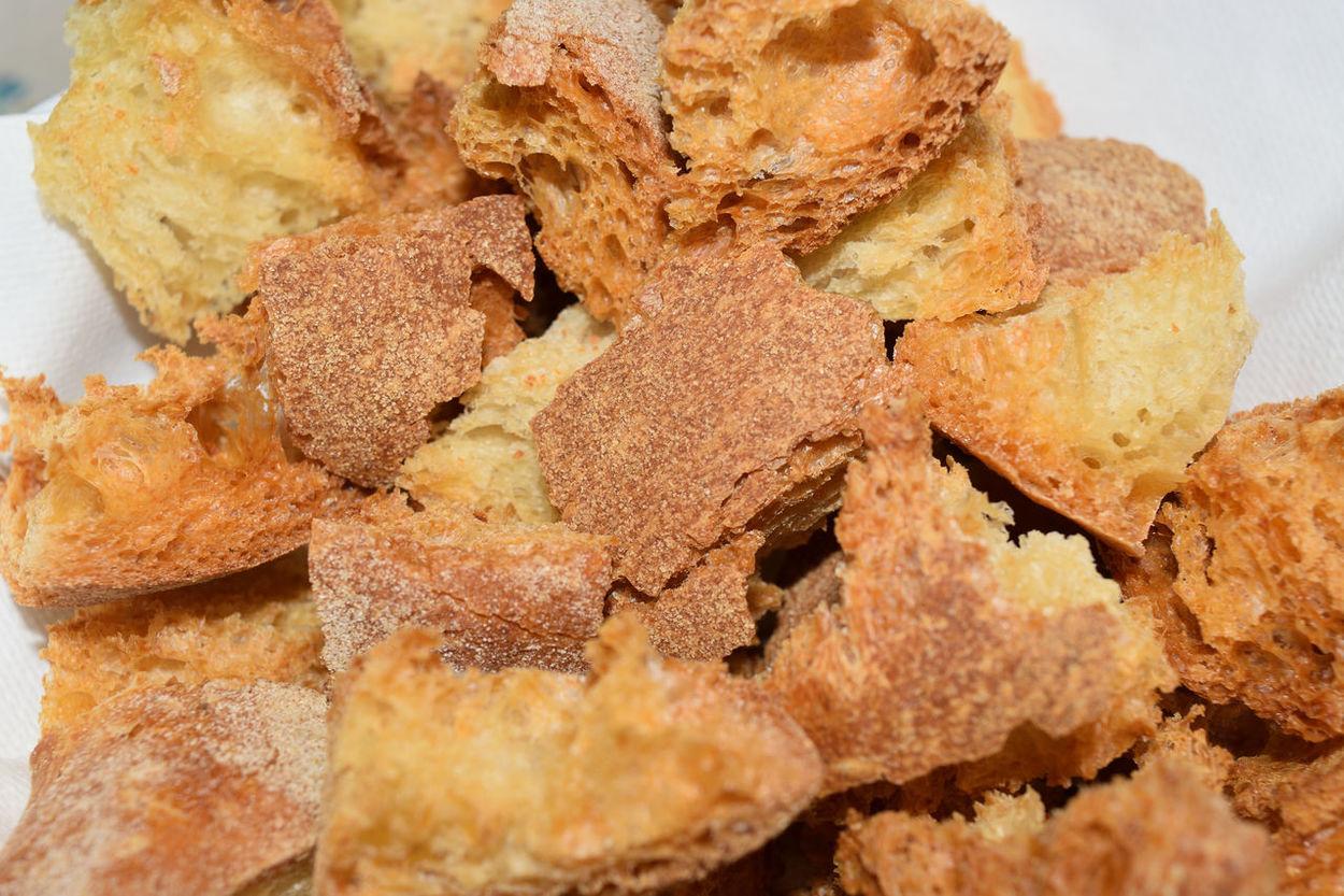 Backed Breackfast Bread Crostini Crunchy Crusty Food Snack Toasted Toasted Bread