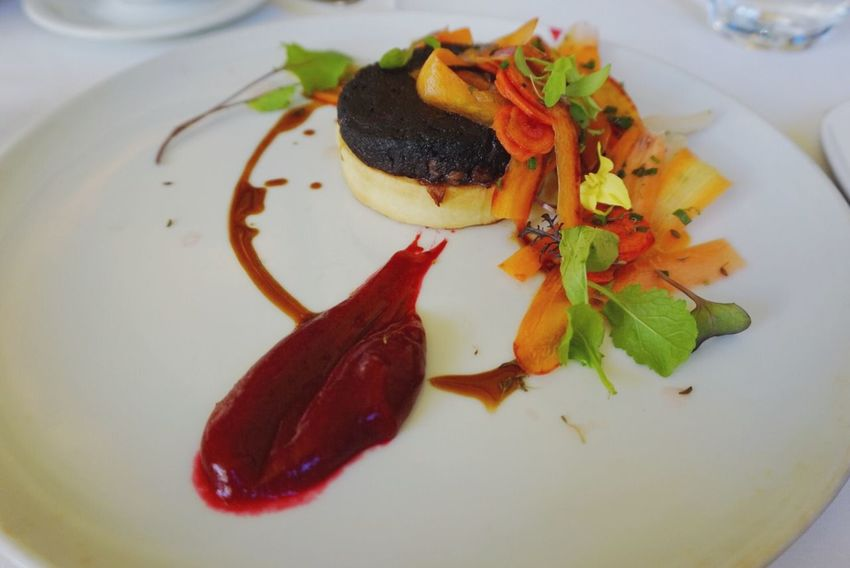 Bon Appetit On A Date Eating Foodphotography Food Food Photography Foodie Fine Dining Blood Sausage
