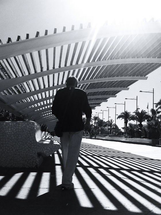 AMPt - Stripes in Torrevieja by Andrés De León