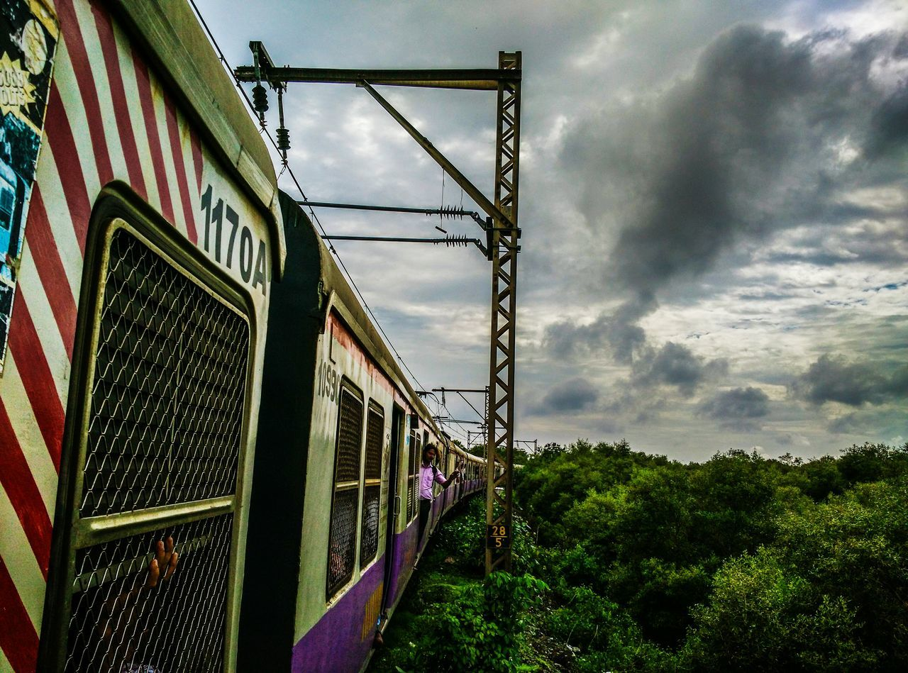Train N Clouds Trainphotography Trains_worldwide Train - Vehicle Train Ride Train_of_our_world Trains Trainportal Trainride Feel The Journey Train Journey Tailored To You The Mix Up On The Move Fine Art Photography 43 Golden Moments