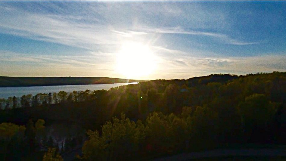 Taken with the parrot Drone
