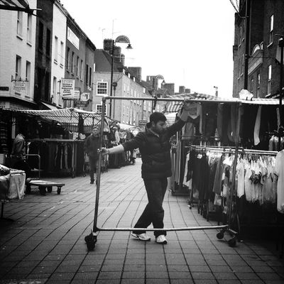 EyeEm London at Petty Coat Lane Market by Chris Prakoso