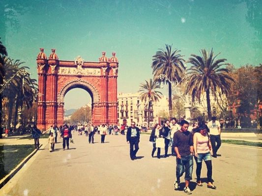 iPhoneography at Barcelona by Eli