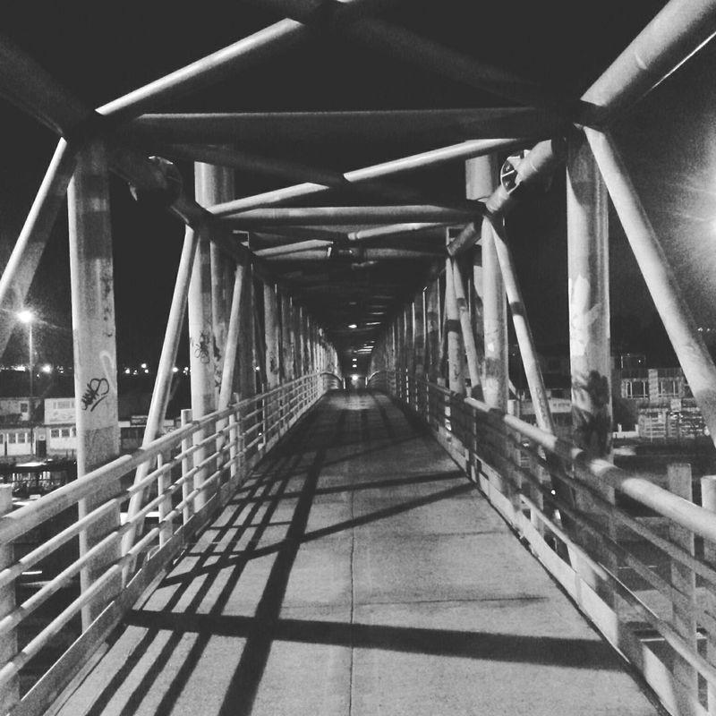Bridge Night Light No People First Eyeem Photo