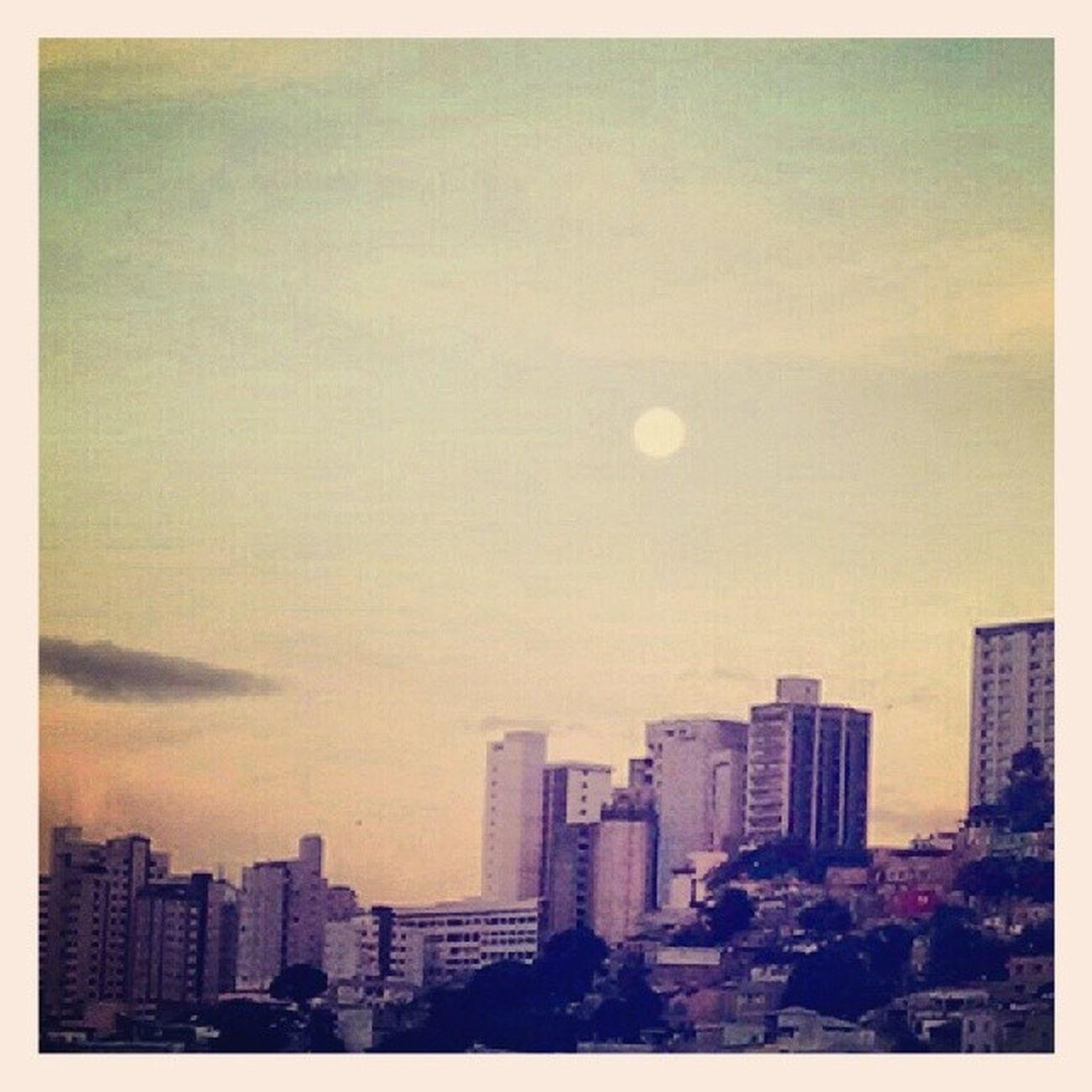 A lua hj promete! PorOndeAndei Amô FoiDeusQuemFez