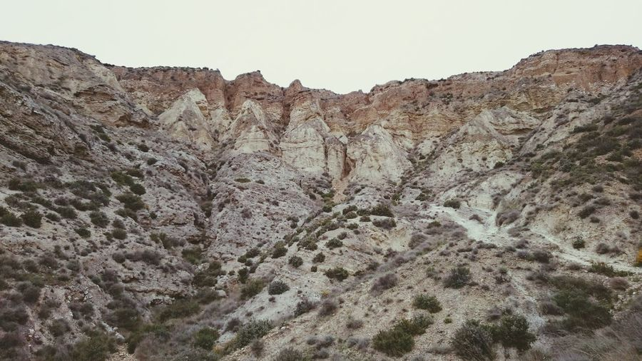 Nature Beauty In Nature Landscape Desert Brown Scenics No People Nature Reserve Outdoors Day Geology Badlands Zaragoza Juslibol Aragón Outdoor Pursuit Hiking Nature Isolated Clear Sky Deserted Lonely Alone Abandoned