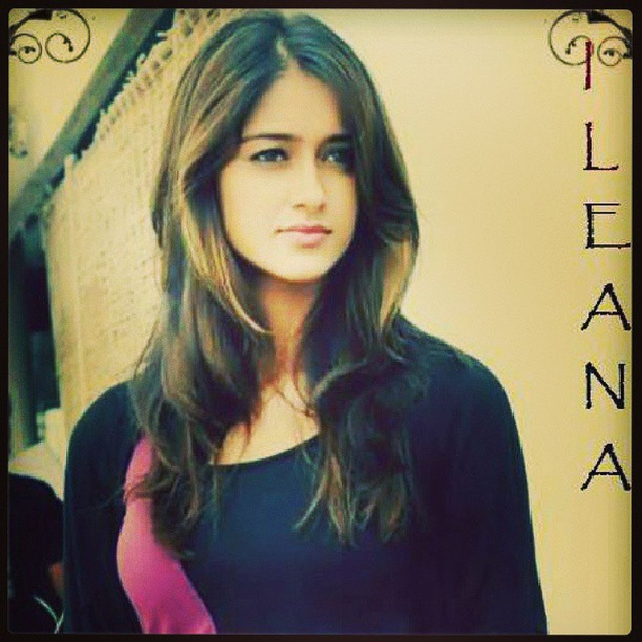 My fav <33 Love Crazy Ileana Vintage cool tollywood eyes smile awesome