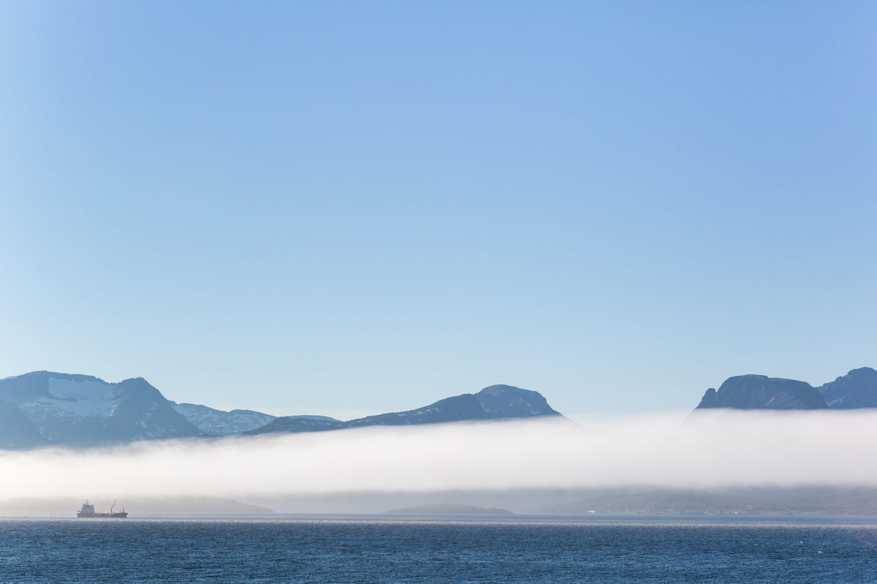 Beautiful stock photos of norway, Beauty In Nature, Clear Sky, Copy Space, Day