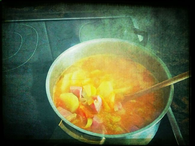 Lunch Preparation