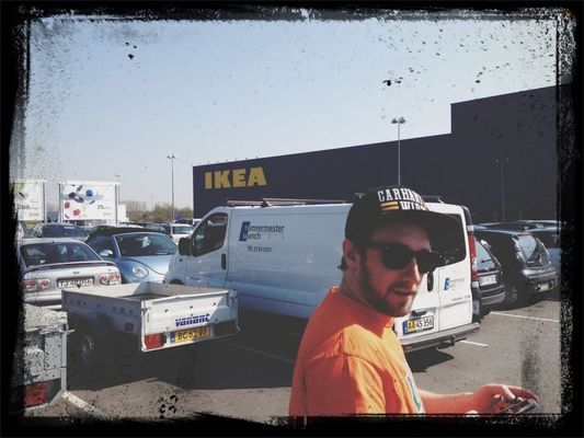 Shopping at IKEA by MaxNielsen