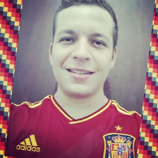 Fúria ☆ SPAIN Furia Soccer Top