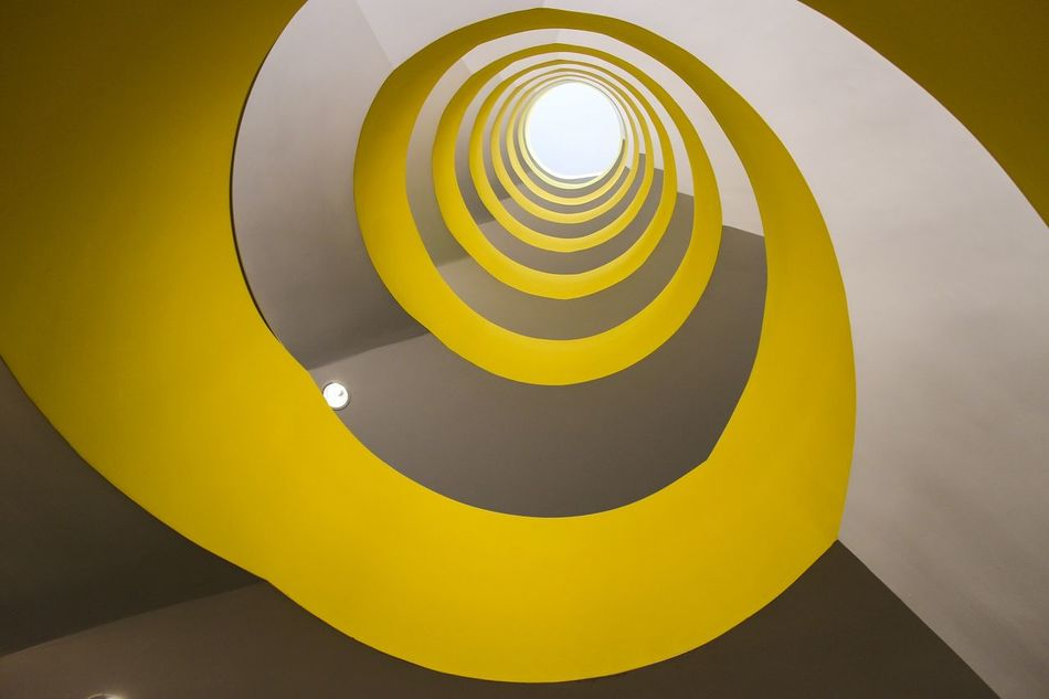 Beautiful stock photos of abstract, circle, spiral, steps and staircases, staircase