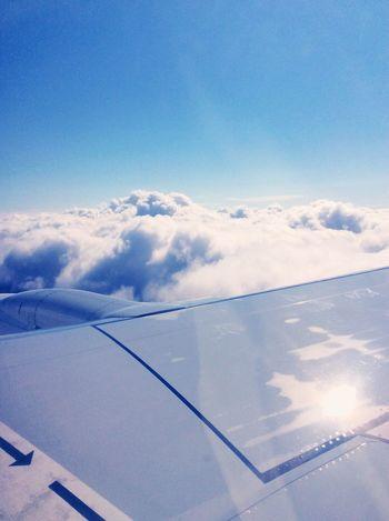 Capturing Freedom Sky Skyporn Freedom Travel Hello World Gypsy Airplane From An Airplane Window Canada