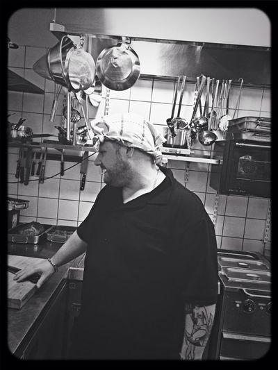 Idag är Anders ryska kocken Sergei