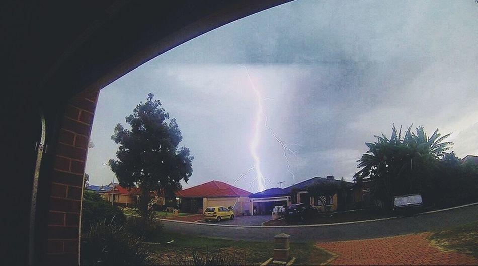 Throwback Thursday Lightning Bolt Amazing In Awe Respect