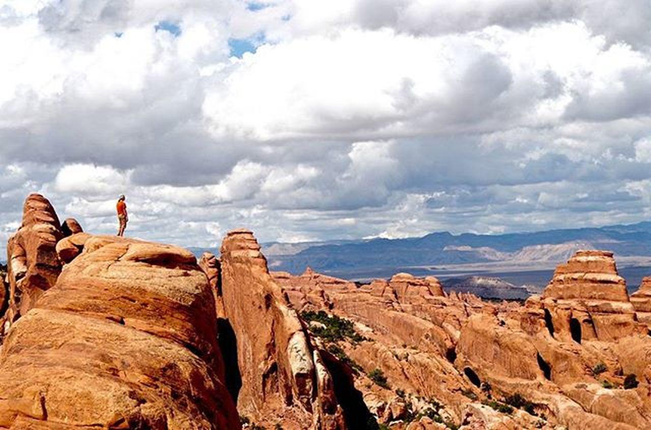 On top of the world! Godscreation Kevbot Moab  Utah Utahphotographer Pentaxk50 Pentax Pentaxcamera Pentaxagram Pentaxiansunite Pentaxiansstandup