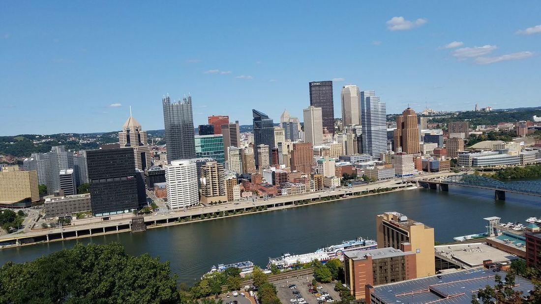 Outdoors Landscape Pittsburgh