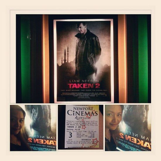 Taken2 0340 screening at Newportcinema Resortsworld MovieBuff