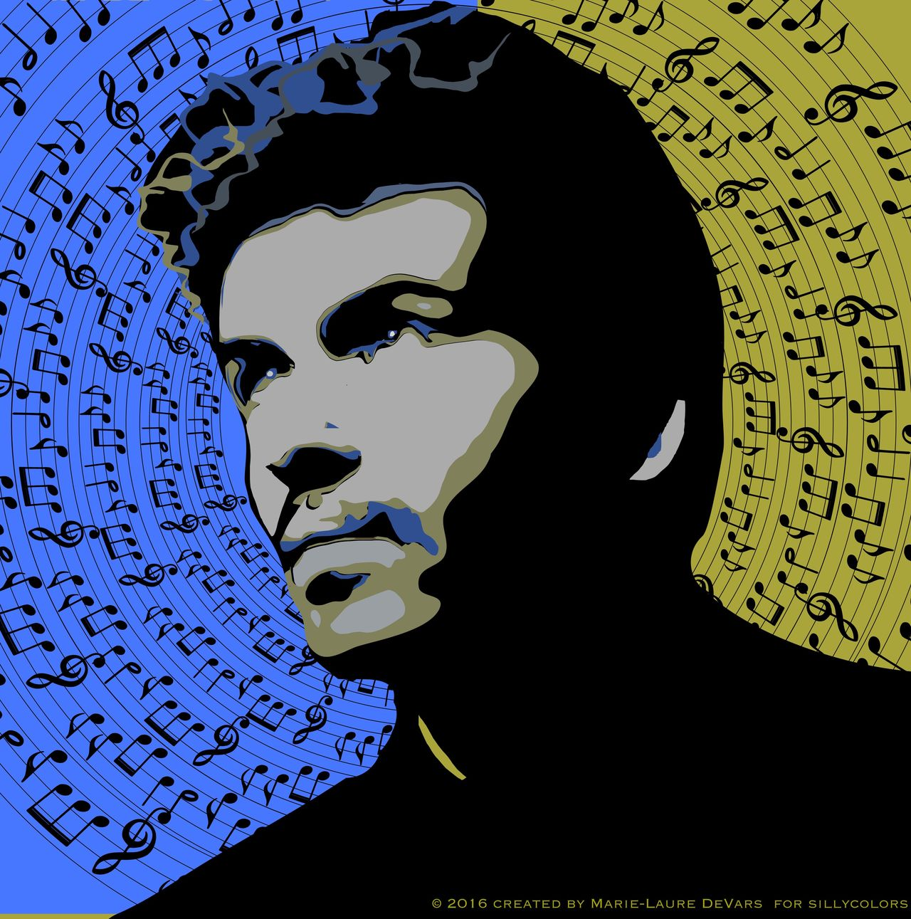 Georgemichael George Michael Illustrationart Digital Painting Sillycolors Silly Colors Vibrant Color Digital Art Digital Drawing Minimalism