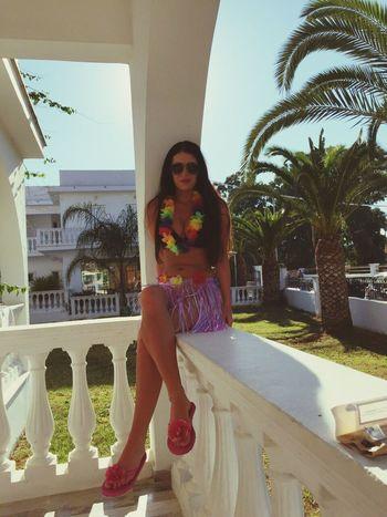 Hottie Zante Town Zakinthos Greece Hawaiian Bikini Time❤ Great Holidays Polishgirl Love It