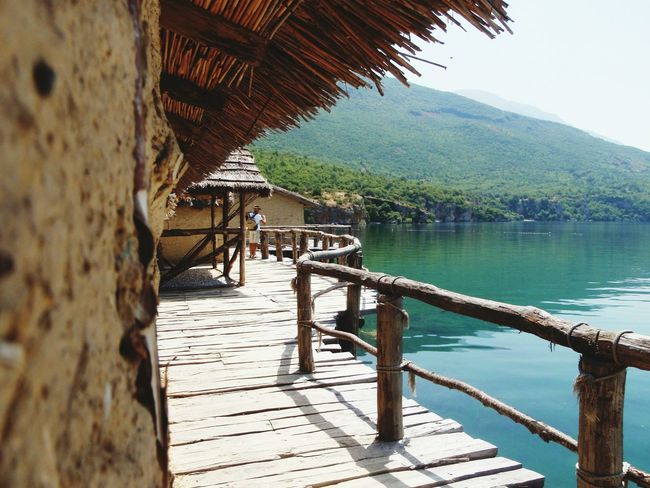 Ohrid Ohrid Lake Relaxing EyeEm Gallery Hello World EyeEm Best Shots Beautiful Moments Hand Made Old City Eye Em Best Shots People Watching Old House Made Of Mud Wooden Fence Nature Photogr EyeEm Nature Lover Beauty In Nature
