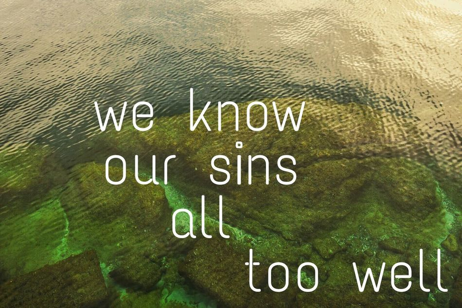 *[[Isa 59:12]] NET* For you are aware of our many rebellious deeds, and our sins testify against us; indeed, we are aware of our rebellious deeds; we know our sins all too well. Sin  Eyem Gallery Guidance Thinking About Life Sinners And Saints Scripture Wrong Humans RebelHeart Rebel Deeds Water Water Reflections