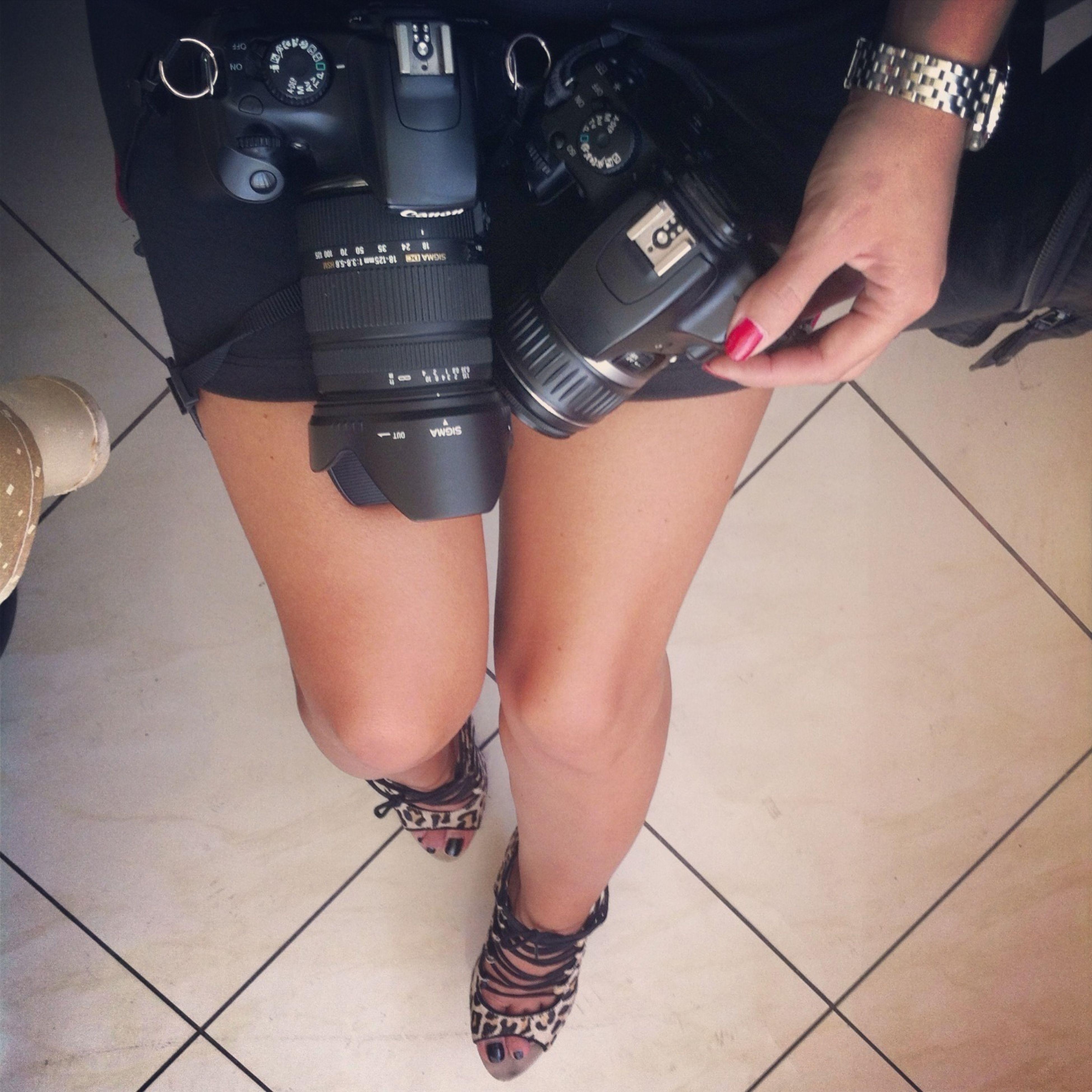 Shooting Canon Girl Canon Girl !