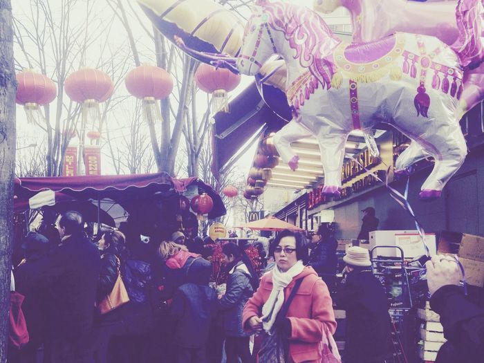 The Places I've Been Today Nouvel An Chinois Paris