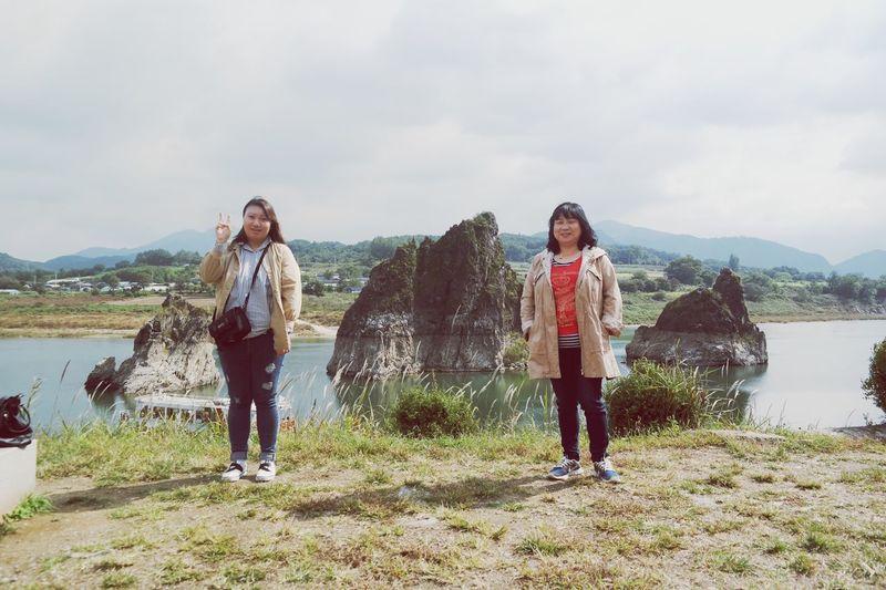 Danyang Dodamsambong Peaks River Photography Samsungcamera Mother Hilling