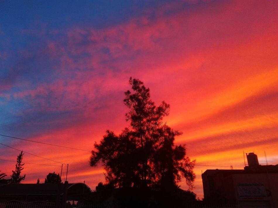 El color del alma. Aguascalientes Belleza Cielo Cloud - Sky Mexico Naturaleza Nature Nubes Sky Tranquility