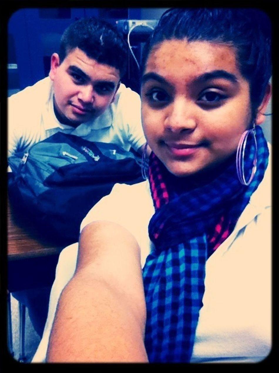 Onan& I :)