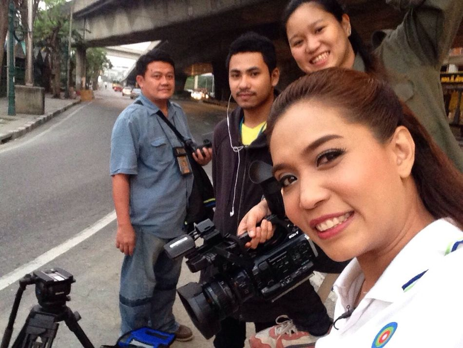 Team!! Gurutraffic Charin Working Posttv