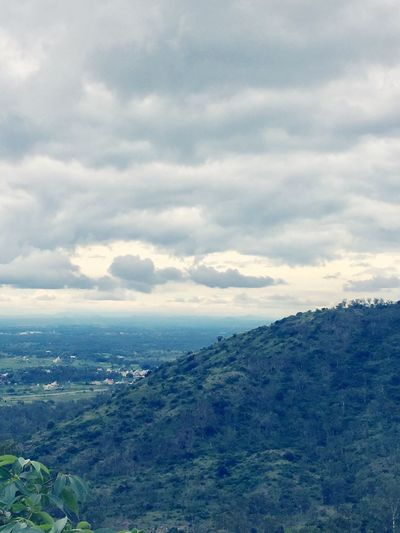 Chamundihills freedom Sky Nature Cloud - Sky Beauty In Nature No People Mountain Tree 🌲