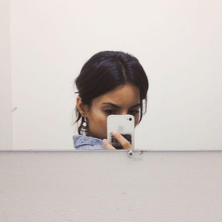 A Selfie nada más! Self Portrait EyeEm At Work