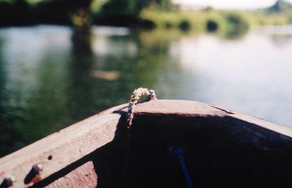 Boat ride Filmisnotdead Filmcamera Film Photography 35mm Film Suffolk Boat Ride