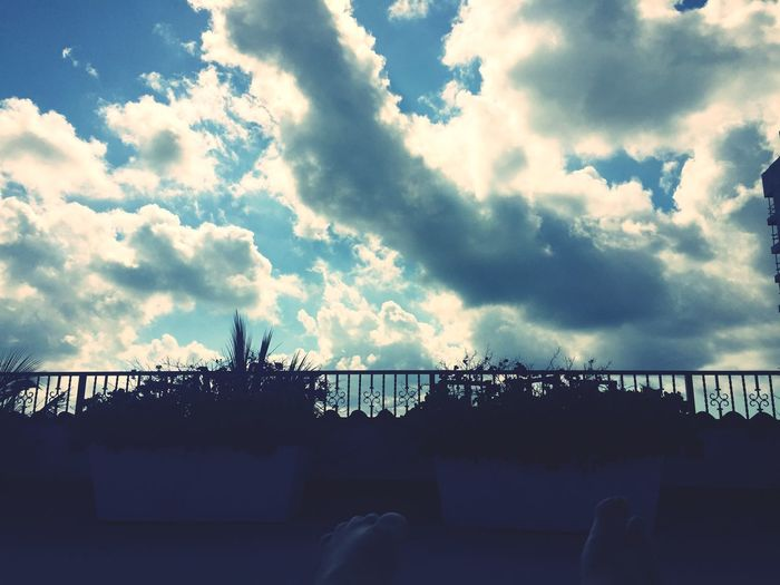 Miami Florida Life Rooftop Rooftop View  Holidays ☀ Clouds Skyporn Sky_collection Sunny