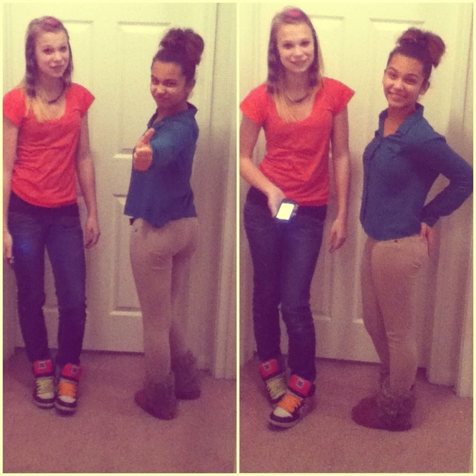 Me And My Debbie (: