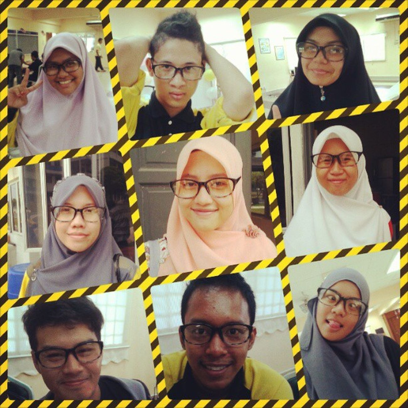 Specky JPK and Seki part 2 KolejInderaSakti UitmPerak festivalkolej love awesome family