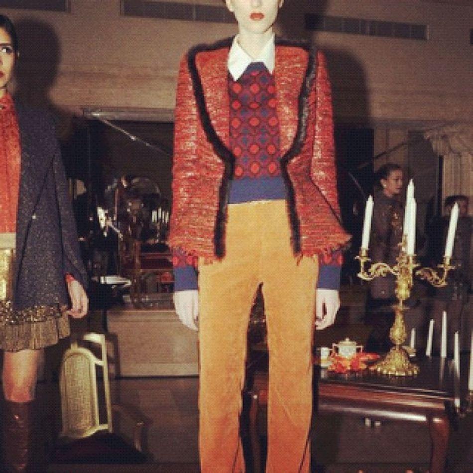 Fashion Winter Boyfriendstyle Style redorangefallwinteroutfit