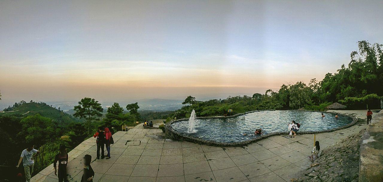 Nice Atmosphere HTC_photography Enjoying Life Travelling Sundown Panorama