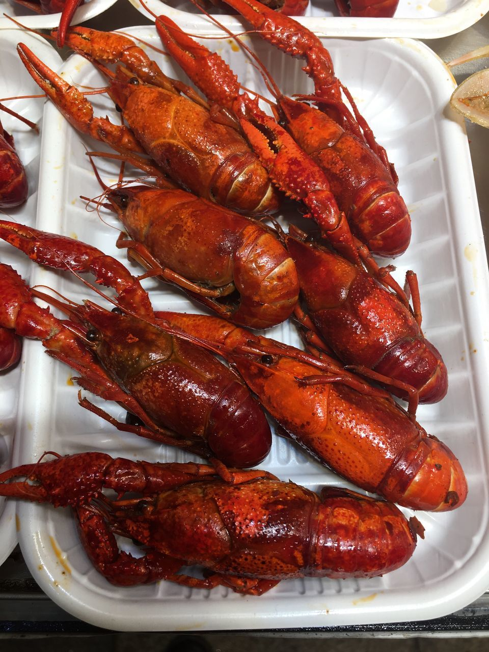 seafood, food and drink, food, freshness, lobster, plate, no people, indoors, healthy eating, shrimp, ready-to-eat, close-up, day